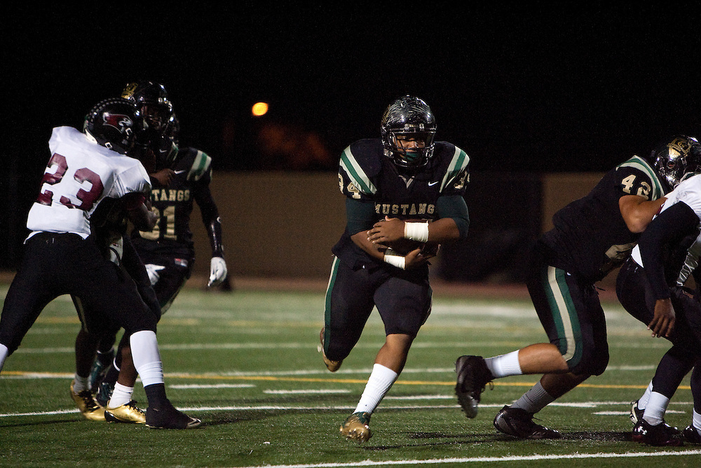 Laguna Creek @ Monterey Trail Football