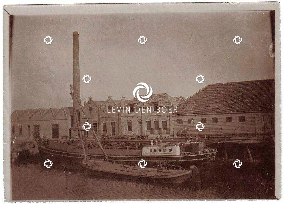 ZALTBOMMEL - Het bedrijventerrein van Buko. FOTO LEVIN DEN BOER - PERSFOTO.NU
