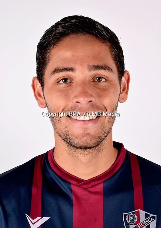 Spain - La Liga Adelante 2015-2016 / <br /> ( S.D. Huesca ) -  <br /> Jonathan Alonso Moya Aguilar