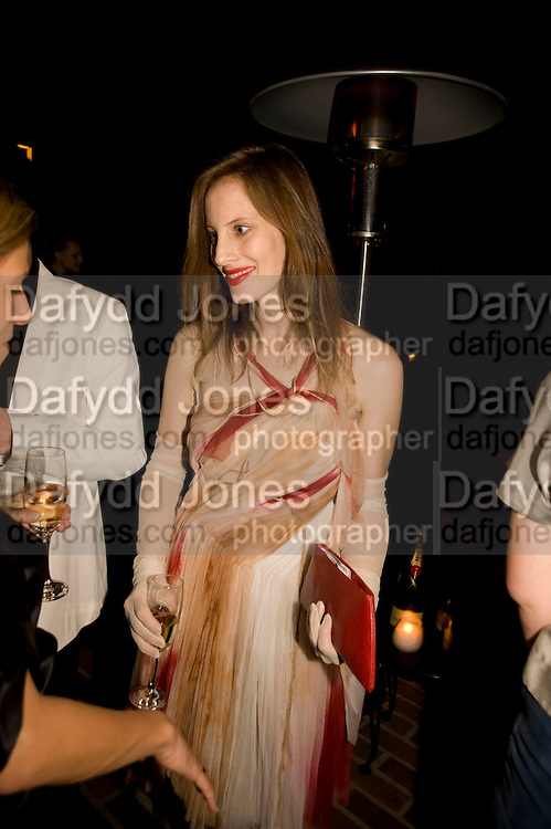 LIZ GOLDWYN, Rodarte Poolside party to show their latest collection. Hosted by Kate and Laura Muleavy, Alex de Betak and Katherine Ross.  Chateau Marmont. West  Sunset  Boulevard. Los Angeles. 21 February 2009 *** Local Caption *** -DO NOT ARCHIVE -Copyright Photograph by Dafydd Jones. 248 Clapham Rd. London SW9 0PZ. Tel 0207 820 0771. www.dafjones.com<br /> LIZ GOLDWYN, Rodarte Poolside party to show their latest collection. Hosted by Kate and Laura Muleavy, Alex de Betak and Katherine Ross.  Chateau Marmont. West  Sunset  Boulevard. Los Angeles. 21 February 2009
