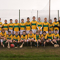 Feakle/Killanena who defeated Clarecastle in the Final of the Clooney/Quin U13 Div 1. - Photograph by Flann Howard