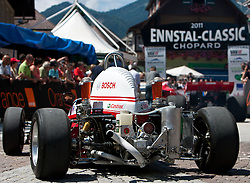 16.07.2011, Groebming, AUT, Ennstal Classic 2011, Chopard Grand Prix, im Bild Jo Ramirez (Kaimann Formel Super Vau 1600 Bj. 1972)// during Chopard Grand Prix at the Ennstal Classic 2011 in Groebming, Austria on 16/7/2011. EXPA Pictures © 2011, PhotoCredit: EXPA/ J. Groder