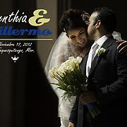 Boda Cynthia + Guillermo