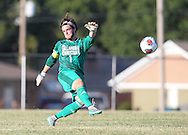 September 10, 2015: The Central Christian College Tigers play against the Oklahoma Christian University Eagles on the campus of Oklahoma Christian University.