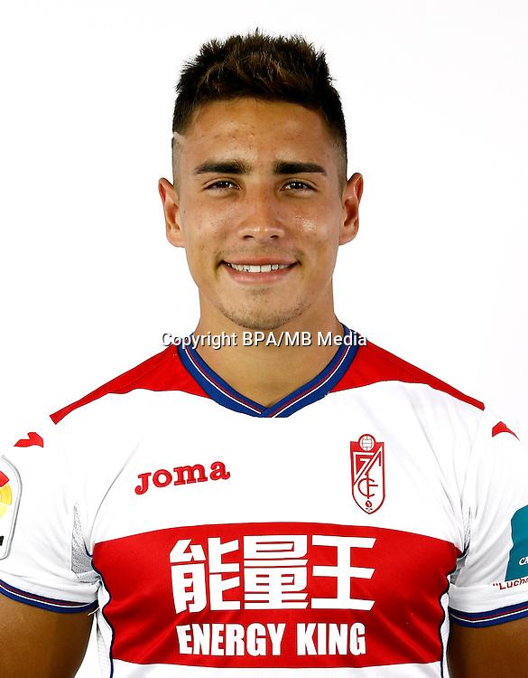 Spain - La Liga Santander 2016-2017 / <br /> ( Granada C.F. ) - <br /> Ezequiel Ponce