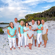 Helbert (Kelly) Family Beach Photos
