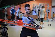 DESCRIZIONE : Folgaria 26 Luglio 2013 allenamento in palestra Italia <br /> GIOCATORE :<br /> CATEGORIA : <br /> SQUADRA : Italia<br /> EVENTO : Folgaria 25 Luglio 2013 allenamento in palestra Italia<br /> GARA : <br /> DATA : 26/07/2013<br /> SPORT : Pallacanestro <br /> AUTORE : Agenzia Ciamillo-Castoria/GiulioCiamillo<br /> Galleria : <br /> Fotonotizia : Folgaria 26 Luglio 2013 allenamento in palestra Italia<br /> Predefinita :