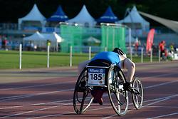 06/08/2017; Ristiranta, Niko, T54, FIN at 2017 World Para Athletics Junior Championships, Nottwil, Switzerland