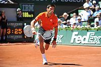 Novak DJOKOVIC  - 06.06.2015 - Jour 14 - Roland Garros 2015<br />Photo : Nolwenn Le Gouic / Icon Sport