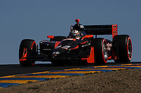 Robert Doornbos, Indy Grand Prix of Sonoma, Infineon Raceway, Sonoma, CA USA