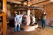 Ölmühle Berschweiler, Saarland, Deutschland