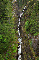 Gorge Creek Falls, Ross Lake National Recreation Area, North Cascades Washington