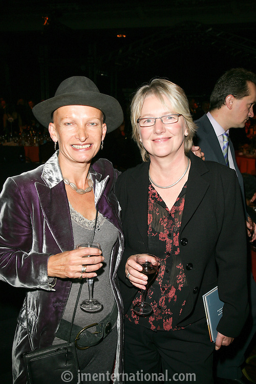 Kathy Leppard and Suzanne Foster