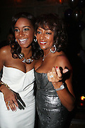 l to r: Kelly Coleman and her mother, Jo Coleman at The Birthday Celebration for Kelli Coleman held at The Avenue on Decemeber 6, 2009 in New York City