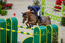LIPS Tim (NED), Destenation<br /> Genf - CHI Geneve Rolex Grand Slam 2019<br /> Prix des Communes Genevoises<br /> 2-Phasen-Springen<br /> International Jumping Competition 1m50<br /> Two Phases: A + A, Both Phases Against the Clock<br /> 13. Dezember 2019<br /> © www.sportfotos-lafrentz.de/Stefan Lafrentz