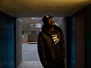 P Money, grime emcee from South London