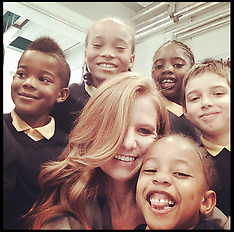 Patsy Palmer London's Biggest Breakfast 22052014