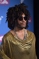 August 20, 2019 - New York, New York, United States - Lenny Kravitz made an appearance in the 2018 MTV Video Music Awards Press Room at Radio City Music Hall on August 20, 2018 in New York City  (Credit Image: © Kristin Callahan/Ace Pictures via ZUMA Press)