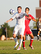 August 27, 2010: The St. Thomas University Celts play against the Oklahoma Christian University Eagles on the campus of Oklahoma Christian University.