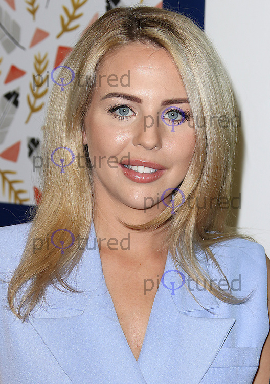 Lydia Rose Bright, Prince's Trust - Tomorrow's Talent Launch, Canvas Studios, London UK, 20 April 2016, Photo by Brett D. Cove