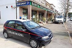 20130209 ASSALTO BANCOMAT POPOLARE DI RAVENNA MASI TORELLO