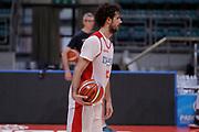 Vitali Luca<br /> Nazionale Senior maschile<br /> Allenamento<br /> World Qualifying Round 2019<br /> Bologna 12/09/2018<br /> Foto  Ciamillo-Castoria / Giuliociamillo