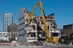 Christchurch-Digital House demolition