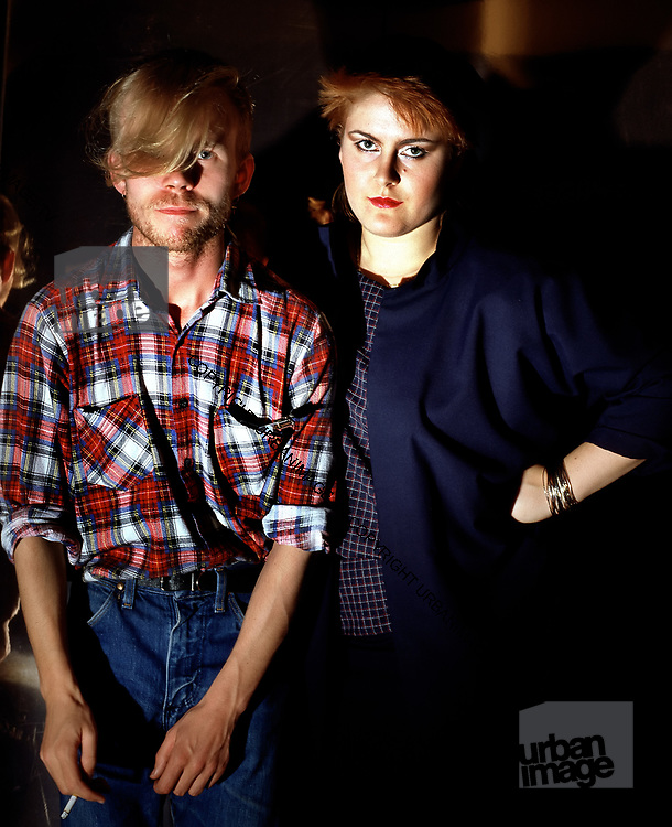 Yazoo - Alison Moyet and Vince Clarke 1982 photographs