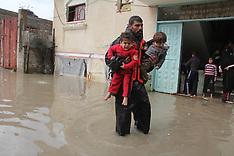 JAN 9 2013 Floods in Gaza