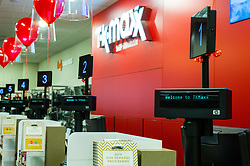 TK Maxx opens its branch at 113 Eltham High Street. Eltham, September 06 2018.