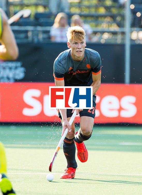 BREDA - Joep de Mol (Ned)   tijdens Nederland- Australie (1-3) bij  de Hockey Champions Trophy. COPYRIGHT KOEN SUYK