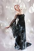 2013 White Balloons - Jessie James Hollywood