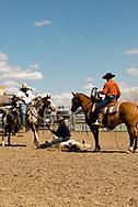 Ranch Rodeo; Branding; Ingomar; Montana