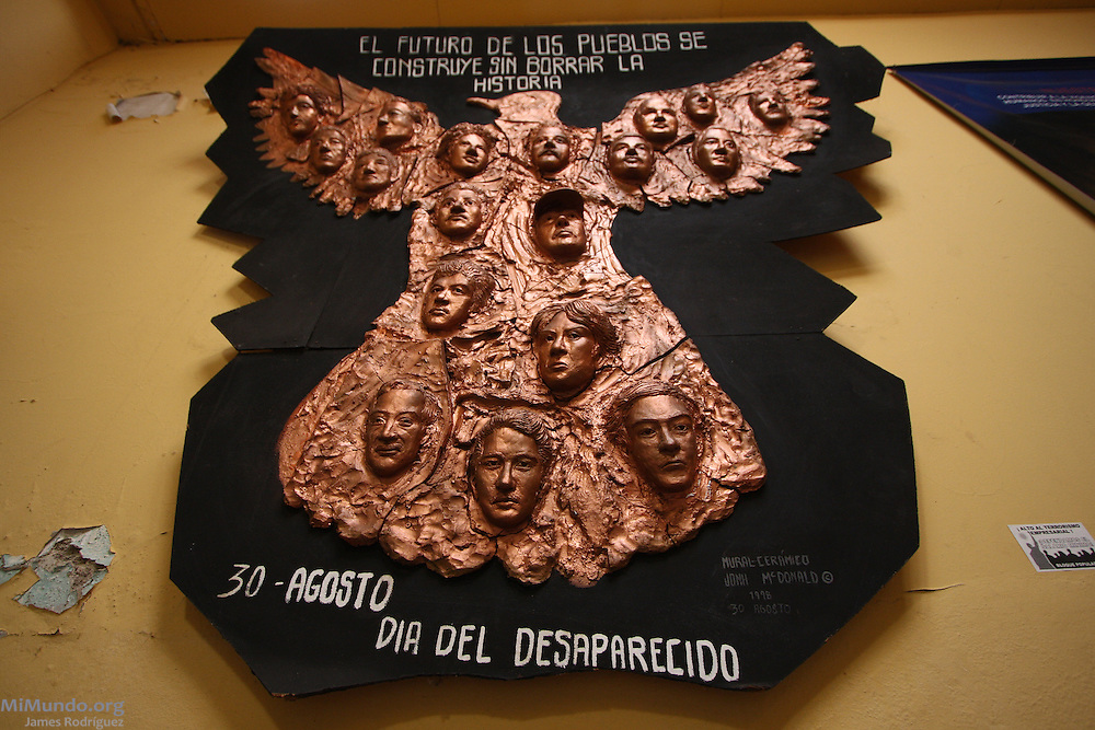 Office of the Committee of Relatives of the Detained-Disappeared of Honduras (COFADEH), July 2009.
