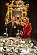 preview of LAPADA Art and Antiques Fair. Berkeley Sq. London. 23 September 2014.