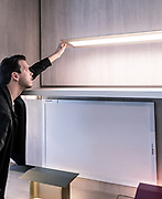 Milano , design week 2019, Daniel Rybakken, Luceplan