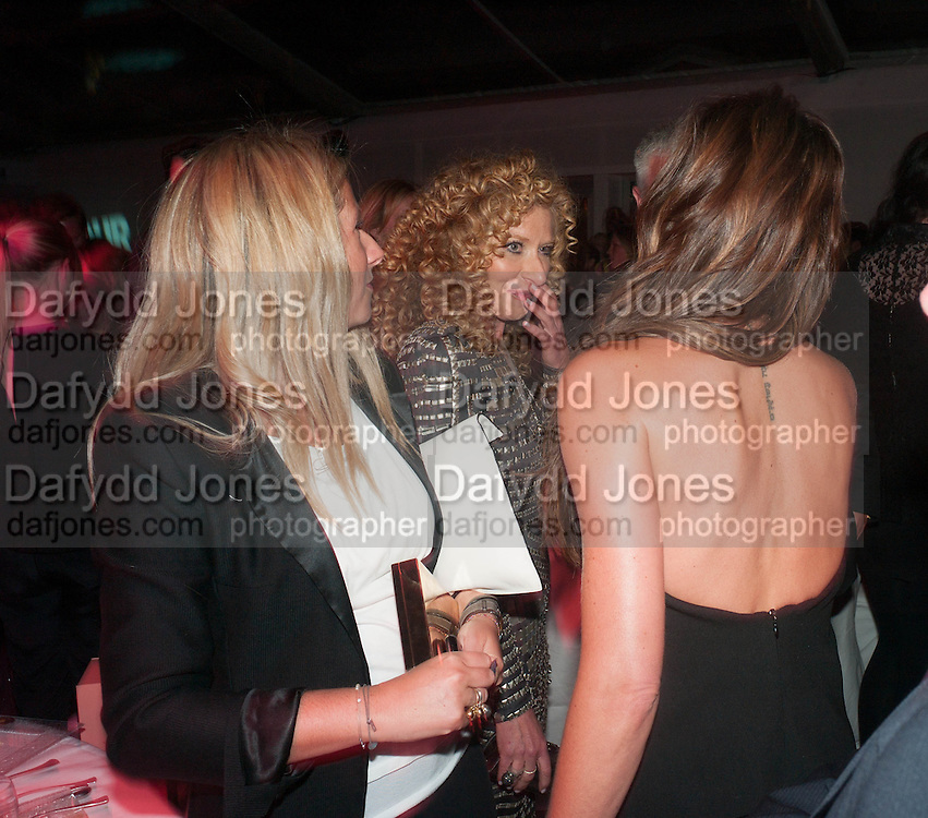 KELLY HOPPEN; VICTORIA BECKHAM 2013 Glamour Woimen of the Year awards. Berkeley Sq. London. 4 June 2013.
