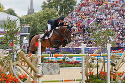 Skelton Nick (GBR) - Big Star<br /> Olympic Games London 2012<br /> © Dirk Caremans