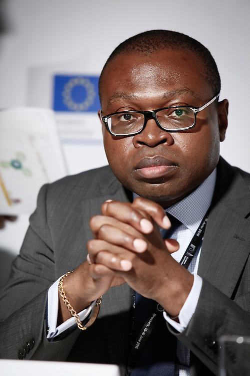 20160615 - Brussels , Belgium - 2016 June 15th - European Development Days - Assessing sustainable development in global value chains - Viwanou Gnassounou , Assistant Secretary General , ACP Secretariat© European Union