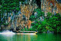 Phang-Nga Bay, near Phuket Island, Thailand