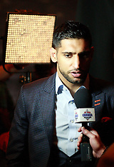 Canelo v Khan press conference