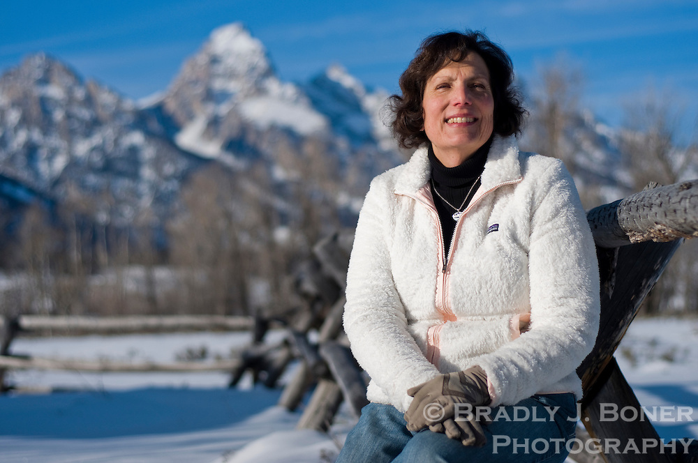 Joan Anzelmo, former spokesperson for Yellowstone and Grand Teton National Park and former superintendent for Colorado National Monument.