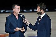 Livio Proli<br /> Presentazione Campionato Lega Basket 2016-2017<br /> Basket Serie A  2016<br /> Milano 26/09/2016<br /> Foto Ciamillo-Castoria
