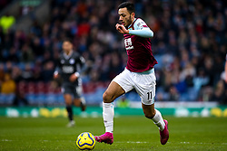 Dwight McNeil of Burnley - Mandatory by-line: Robbie Stephenson/JMP - 19/01/2020 - FOOTBALL - Turf Moor - Burnley, England - Burnley v Leicester City - Premier League
