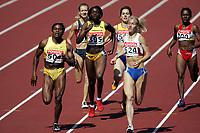 Friidrett, 6. august 2005, VM Helsinki, <br /> World Championship in Athletics<br /> Michele Ballentine, Jam 800 metres