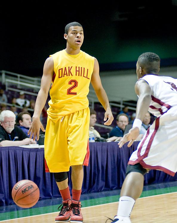 oak Hill Academy guard and Duke recruit Quinn Cook