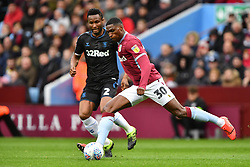 March 16, 2019 - Birmingham, England, United Kingdom - Kortney Hause (30) of Aston Villa clears the ball during the Sky Bet Championship match between Aston Villa and Middlesbrough at Villa Park, Birmingham on Saturday 16th March 2019. (Credit Image: © Mi News/NurPhoto via ZUMA Press)