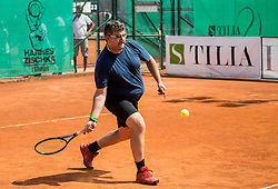 Petrol tournament during 1st Round of Qualifications at ATP Challenger Tilia Slovenia Open 2016, on August 6, 2016 in Portoroz/Portorose, Slovenia. Photo by Vid Ponikvar / Sportida