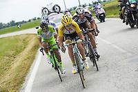 Nicky Van Der Lijke - Lotto NL Jumbo - 21.05.2015 - Etape 12 du Giro 2015<br />Photo : Sirotti / Icon Sport