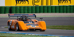 16.04.2010, Hockenheimring, Hockenheim, Hockenheim Historic, Orwell Supersports Cup, Harry Read, McLaren M8C, im Bild von links, EXPA Pictures © 2010, PhotoCredit: EXPA/ A. Neis / SPORTIDA PHOTO AGENCY